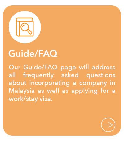 Guide FAQ Malaysia