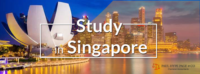 Study in SG