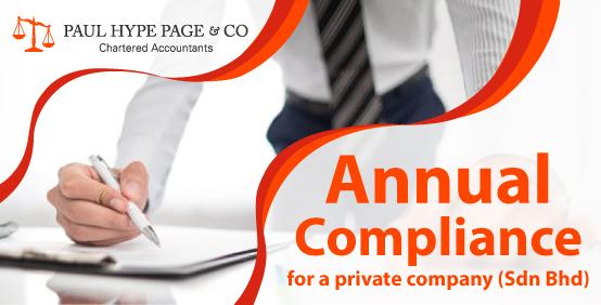 Annual Compliance