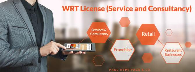 Wholesale Retail Trade License