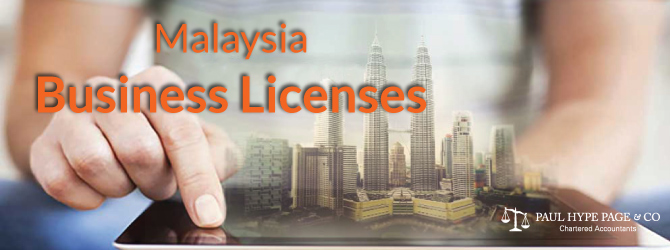 Business Licenses of Malaysia
