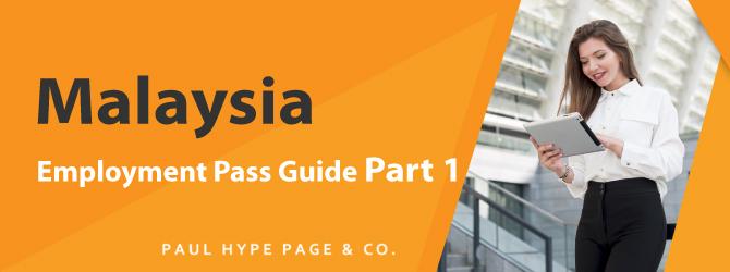 Malaysia work pass