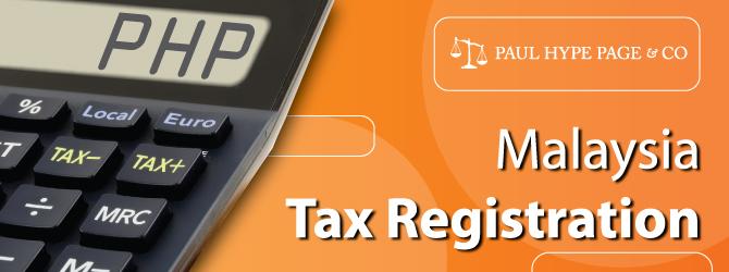 MY Tax Registration