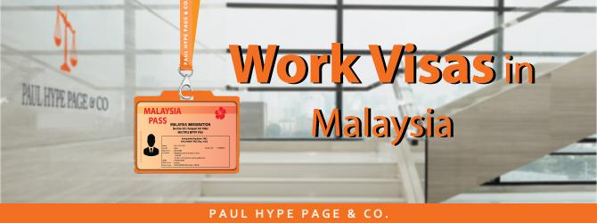 Work Visa in MY