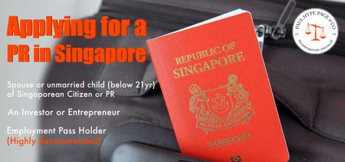 Getting a SG Passport