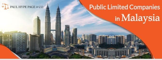 Malaysia Public Limited Companies
