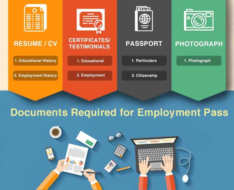 Employment Pass in SG
