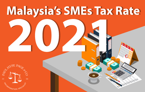 SMEs tax rate in Malaysia