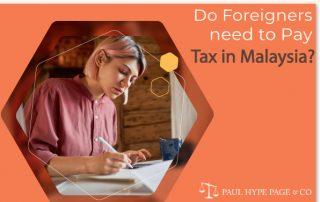 Pay Tax in Malaysia